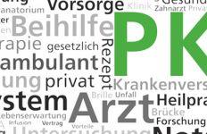 Wortkomposition Krankenversicherung